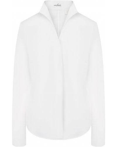 Хлопковая рубашка - белая Van Laack