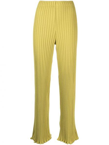Rozbłysnął zielony spodni spodnie Simon Miller