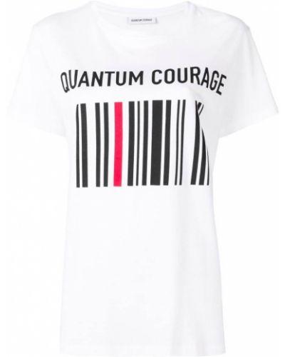 Футбольная футболка со стразами Quantum Courage