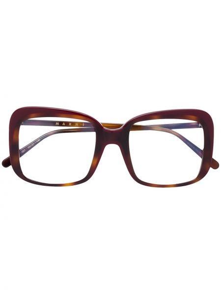 Очки квадратные Marni Eyewear