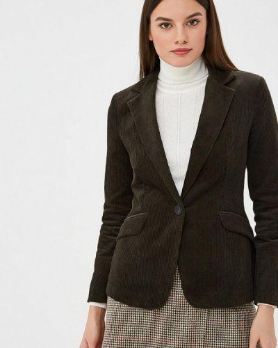 Пиджак - зеленый Trucco