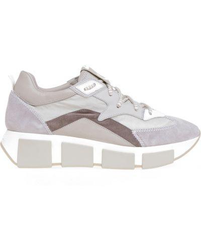 Beżowe sneakersy Vic Matie
