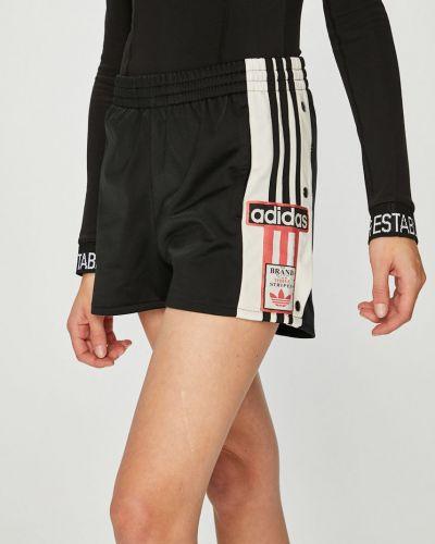 Шорты черные Adidas Originals