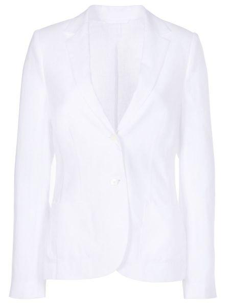 Пиджак белый на пуговицах Van Laack