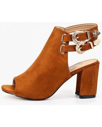 Босоножки на каблуке для обуви Ws Shoes