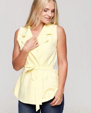 Жилетка - желтая Karree