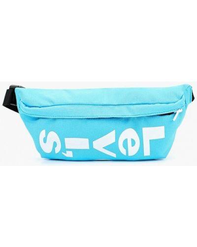Поясная сумка - голубая Levi's®