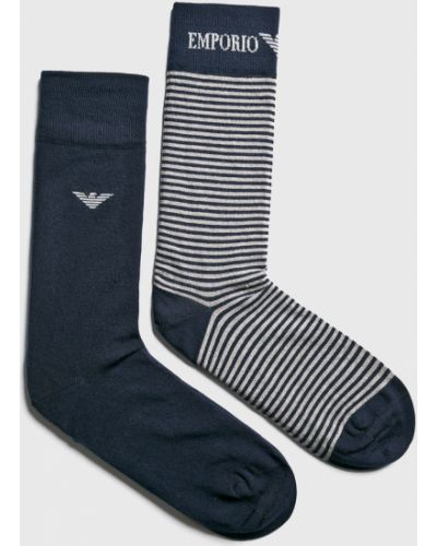 Носки хлопковые набор Emporio Armani