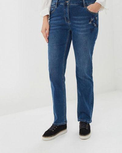 Прямые джинсы синие Berkline