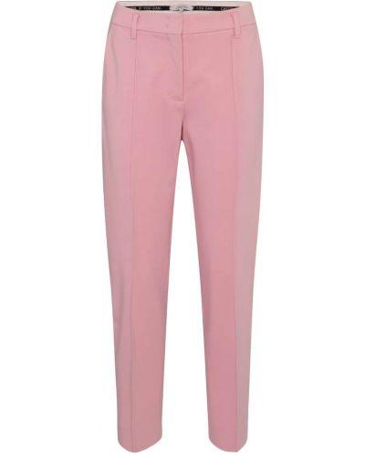 Розовые брюки из вискозы Dorothee Schumacher