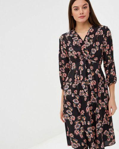Платье - черное Trucco