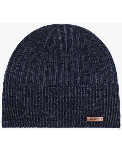 Синяя шапка Fabretti