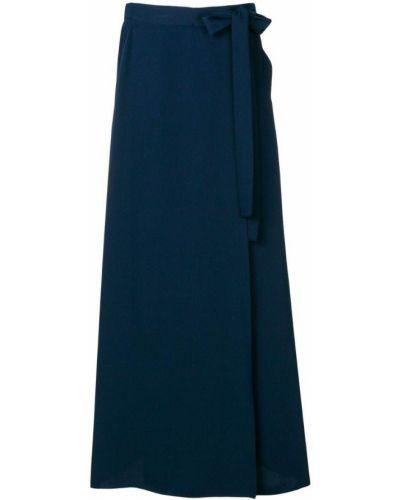 Синяя юбка макси P.a.r.o.s.h.