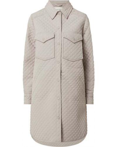Beżowa kurtka pikowana Levete Room