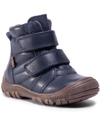 Sneakersy granatowe Froddo