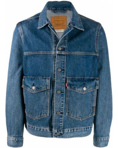 Джинсовая куртка на пуговицах классическая Levi's®