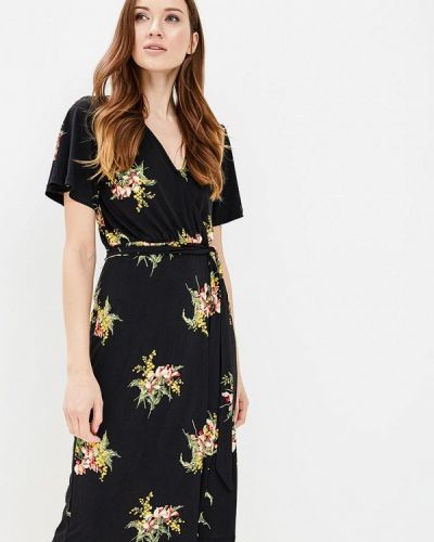 Платье турецкий черное Warehouse