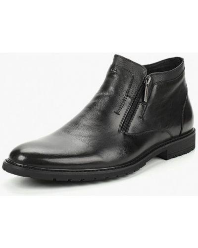 Ботинки осенние кожаные низкие Dino Ricci