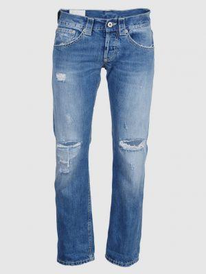 Синие джинсы Dondup