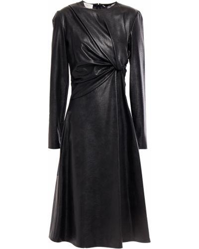 Черное платье с подкладкой Stella Mccartney