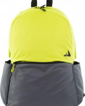 Зеленый спортивный рюкзак для ноутбука на бретелях Demix