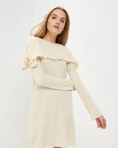 Вязаное платье осеннее трикотажное See By Chloe