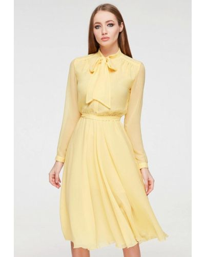 Платье - желтое Brunello De Neri
