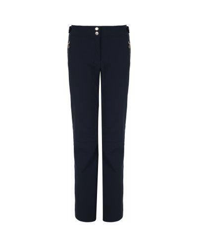 Синие утепленные брюки Sportalm
