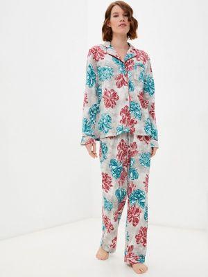 Серая зимняя пижама Rene Santi
