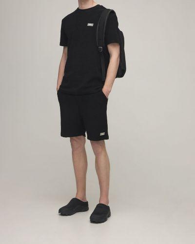 Черные мюли Adidas Originals