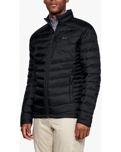 Куртка осенняя демисезонная черный Under Armour