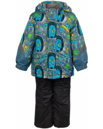 Голубой костюм зимний Oldos Active