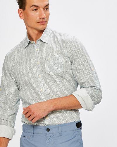 Рубашка с узором на пуговицах Camel Active