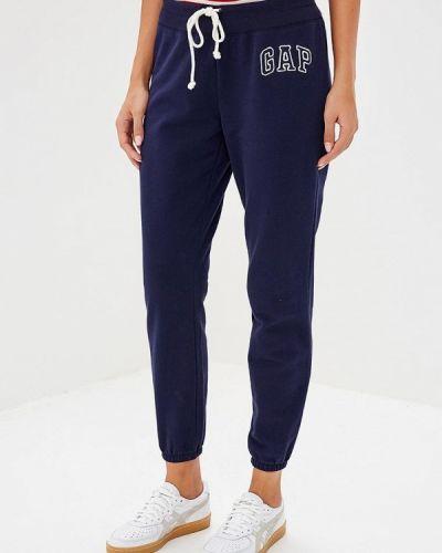 Спортивные брюки синие Gap