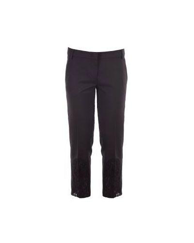 Летние брюки шерстяные городские Frankie Morello