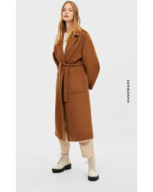 Пальто пальто Stradivarius
