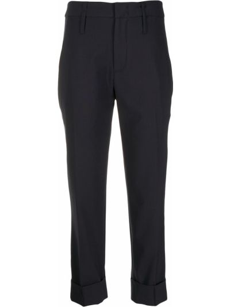 Укороченные брюки брюки-хулиганы дудочки Tela