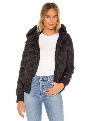 Стеганая куртка - черная Soia & Kyo