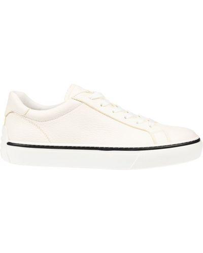 Białe sneakersy Tod's