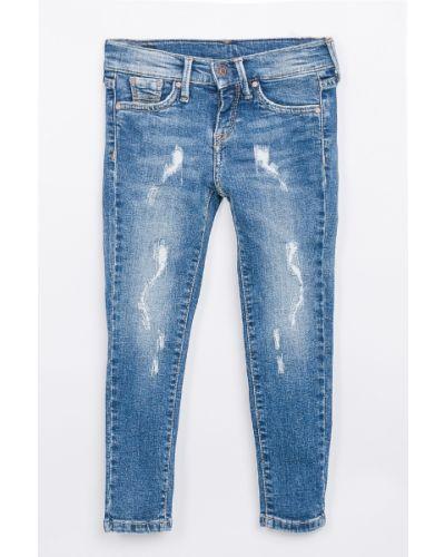 Джинсы с поясом с подкладкой Pepe Jeans