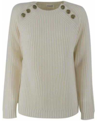 Beżowy sweter Parosh
