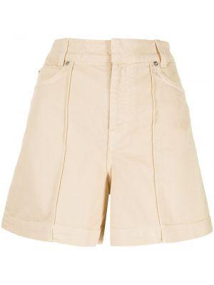 Джинсовые шорты классические Victoria Victoria Beckham
