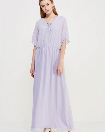 Фиолетовое платье Mango