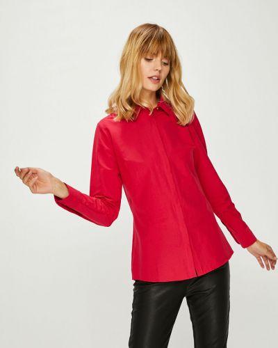 Блузка с длинным рукавом классическая на пуговицах Answear