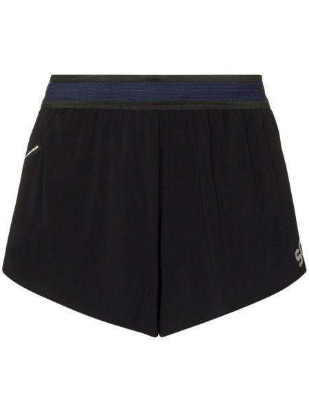 Черные спортивные шорты с карманами Soar