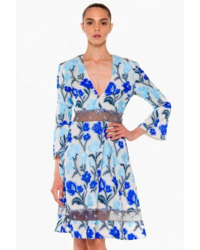 Платье голубой Nai Lu-na By Anastasia Ivanova