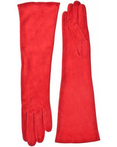 Перчатки красный Alpa Gloves