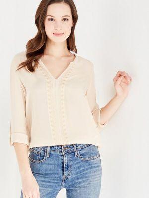 Блузка с длинными рукавами - бежевая Sack's