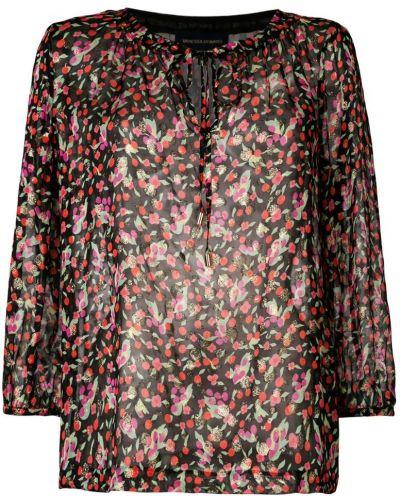 Блузка - черная Vanessa Seward