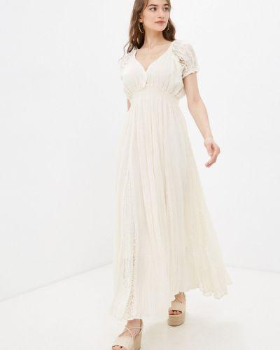 Платье - бежевое Tantra